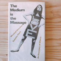 MARSHALL   MCLUHAN  THE MEDIUM IS THE MASSAGE