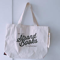STRAND BOOKSTORE TOTE BAG