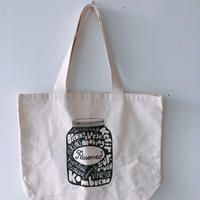 PRESERVED TOTE