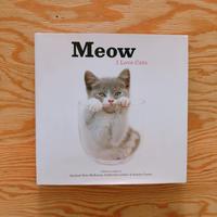 Meow I Love Cats
