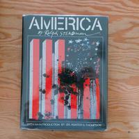 Ralph Steadman  America