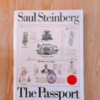SAUL STEINBERG THE PASSPORT