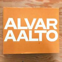 ALVAR AALTO アルヴァ・アールト作品集 Tokodo版