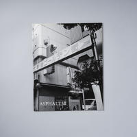 ASPHALT Ⅷ 8号 / 長谷川明 (Akira Hasegawa)、藤原敦 (Atsushi Fujiwara)、須藤明子 (Akiko Sudo)、ほか