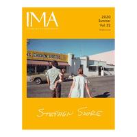 [新刊] IMA 2020 Summer Vol.32 Stephen Shore