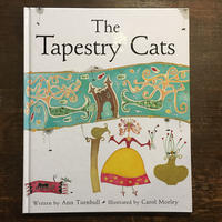 『The Tapestry Cats』 Ann Turnbull:文 Carol Morley:絵