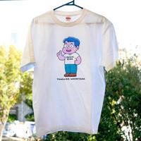 町山智浩オフィシャルTシャツ(カラー)