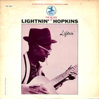 ライトニン・ホプキンス LightninHopkins / The Blues Of Lightnin' Hopkins