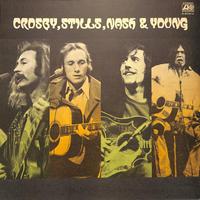 クロスビー・スティルス・ナッシュ&ヤング / 金字塔(LPレコード)