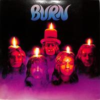 ディープ・パープル / 紫の炎(LPレコード)