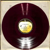 ジョージ・ハリスン / ALL THINGS MUST PASS(赤盤,AP-90160)(LPレコード)