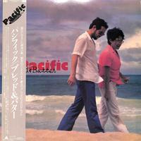 ブレッド&バター / パシフィック(LPレコード)