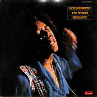 ジミ・ヘンドリックス / ヘンドリックス・イン・ウエスト(LPレコード)