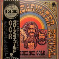 CCR / クリーデンスゴールド(LPレコード)