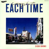 大瀧詠一 / COMPLETE EACH TIME(LPレコード)