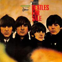 ビートルズ / BEATLES FOR SALE(赤盤,OP-7179)(LPレコード)