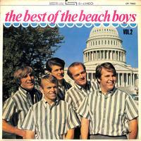 ビーチ・ボーイズ / ベスト・オブVOL.2(赤盤)(LPレコード)