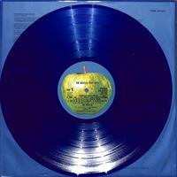 ザ・ビートルズ / 青盤(2枚組,限定カラーレコード)(LPレコード)