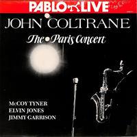 ジョン・コルトレーン / The Paris Concert(1979 US ORI PABLO 2308217)(LPレコード)