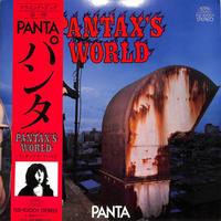 パンタ / PANTAX'S WORLD(LPレコード)