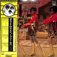 ダイアナ・ロスとシュープリームス / グレイテストヒッツ24(2枚組)(LPレコード)