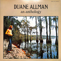 デュアン・オールマン / アンソロジー(国内盤)(LPレコード)