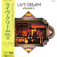 クリーム / ライヴ・クリームVOL.2(LPレコード)