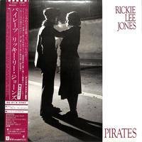 リッキー・リー・ジョーンズ / パイレーツ(LPレコード)