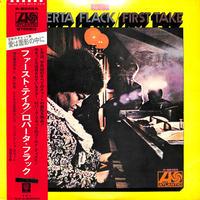 ロバータ・フラック / ファーストテイク(LPレコード)