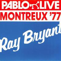 レイ・ブライアント / Montreux77(1977 W.GERMANY PABLO,2308201)(LPレコード)