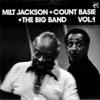 ミルトジャクソン / The Big Band Vol.1(W.GERMANY PABLO ORIGINAL,2310823)(LPレコード)