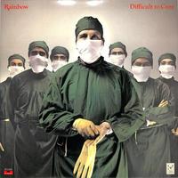 レインボー / DIFFICULT TO CURE(USオリジナル,STERLING刻印)(LPレコード)