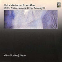 ヴィラ=ロボス「野生の詩」(1985 GERMANY WERGO ORIGINAL,WER60110)