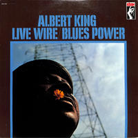 アルバート・キング ALBERT KING / LIVE WIRE BLUES POWER
