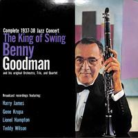 ベニー・グッドマン BENNY GOODMAN / キング・オブ・スイング