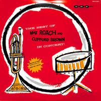 クリフォード・ブラウン マックス・ローチ CliffordBrown MaxRoach / イン・コンサート