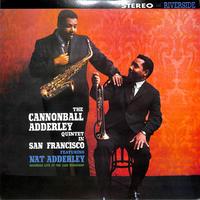 """キャノンボール・アダレイ Cannonball"""" Adderley / イン・サンフランシスコ"""