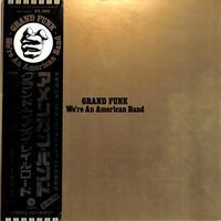 グランド・ファンク・レイルロード / アメリカンバンド(LPレコード)