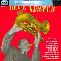 レスター・ヤング / BLUE LESTER(LPレコード)