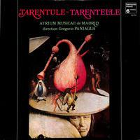 グレゴリオ・パニアグワ / タランチュール タランテル(1985 FRANCE ORIGINAL,HM379)(長岡鉄男の外盤A級)(LPレコード)