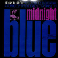 ケニー・バレル Kenny Burrell / ミッドナイト・ブルー