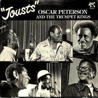 オスカー・ピーターソン / Jousts(US PABLO ORIGINAL,2310817)(LPレコード)
