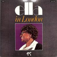 Ella Fitzgerald / ロニー・スコット・クラブのエラ・フィッツジェラルド(LPレコード)