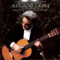 ラゴヤ / スペインギター曲集(LPレコード)