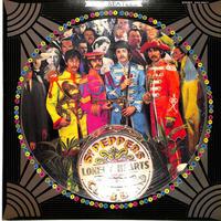 ビートルズ /サージェント・ペパーズ(限定ピクチャーディスク)(LPレコード)