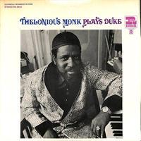 セロニアス・モンク /  Plays Duke(US RIVERSIDE STEREO,RS3015)(LPレコード)