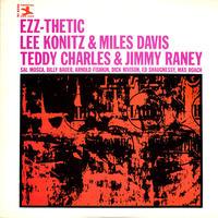 リー・コニッツ , マイルス・デイビス / エズセティック(白ラベル)(LPレコード)