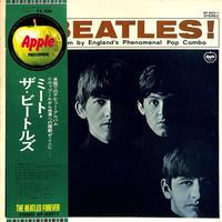 ビートルズ / ミート・ザ・ビートルズ(LPレコード)