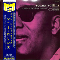 SONNY ROLLINS / ヴィレッジヴァンガードのソニー・ロリンズ(LPレコード)