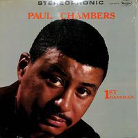 ポール・チェンバース / 1st Bassman(US VEEJAY STEREO,VJLP3012)(LPレコード)